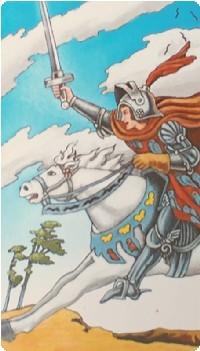 рыцарь мечей в любви